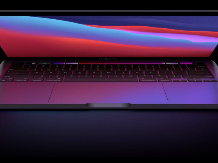 M1 MacBook Pro 13″ & all the goodies!